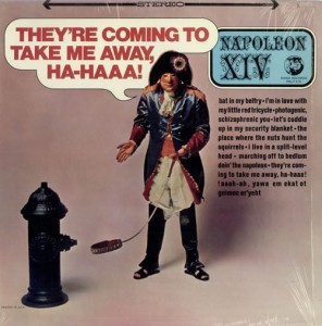 Napoleon+XIV+-+They're+Coming+To+Take+Me+Away,+Ha-Haa!+-+LP+RECORD-485485